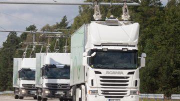 eHighway: Siemens sperimenta l'autostrada per filotir elettrici anche in Germania