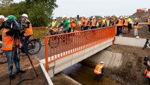 Il primo ponte in cemento precompresso stampato 3d