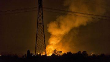 Incendi di natura elettrica: ecco come avviene l'innesco