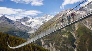 Passerelle panoramiche pedonali da record: la fotogallery