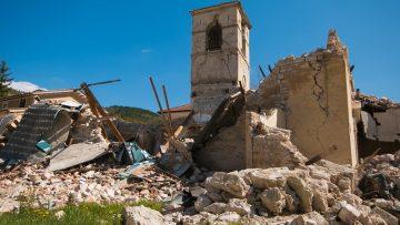 Sopralluogo post sisma, l'architetto si fa male? La protezione Civile non risarcisce