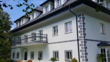 Impermeabilizzazione dei balconi di una casa padronale in Carinzia
