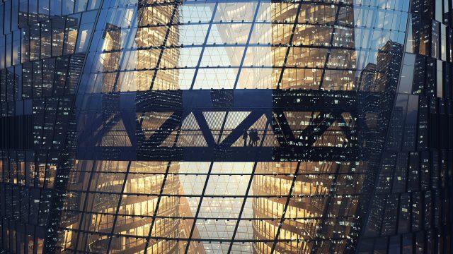 Leeza Soho di Zaha Hadid Architects: il BIM