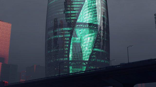 Leeza Soho di Zaha Hadid Architects: le strutture