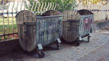 Gestione delle acque di lavaggio dei cassonetti stradali