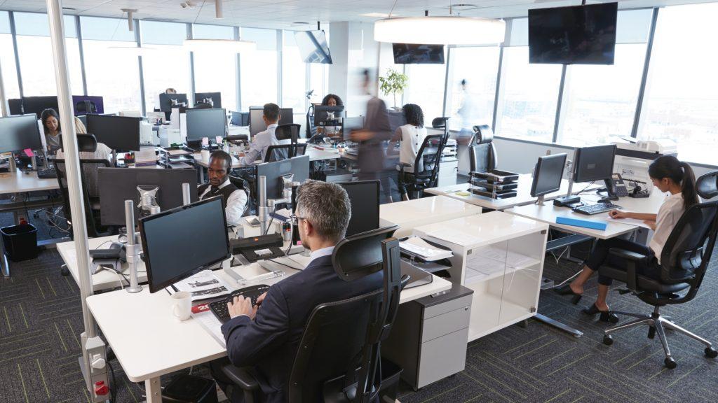 Dvr ufficio il sistema della sicurezza e i rischi per i - Immagini di uffici ...