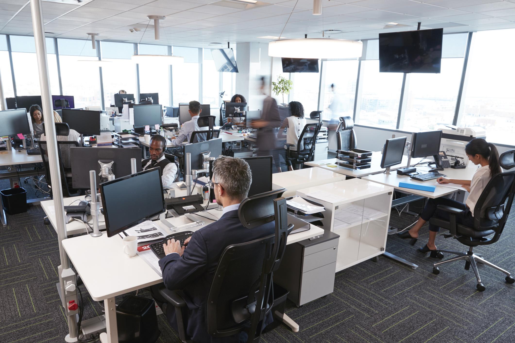 Ufficio Di Rappresentanza In Italia Dipendenti : Dvr ufficio: il sistema della sicurezza e i rischi per i lavoratori