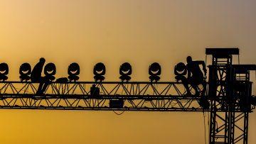 Sicurezza palchi e spettacoli: aumentano i cantieri sanzionabili