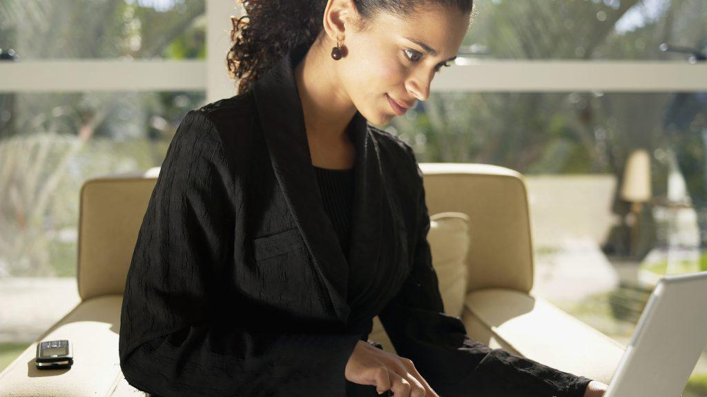 woman work agile