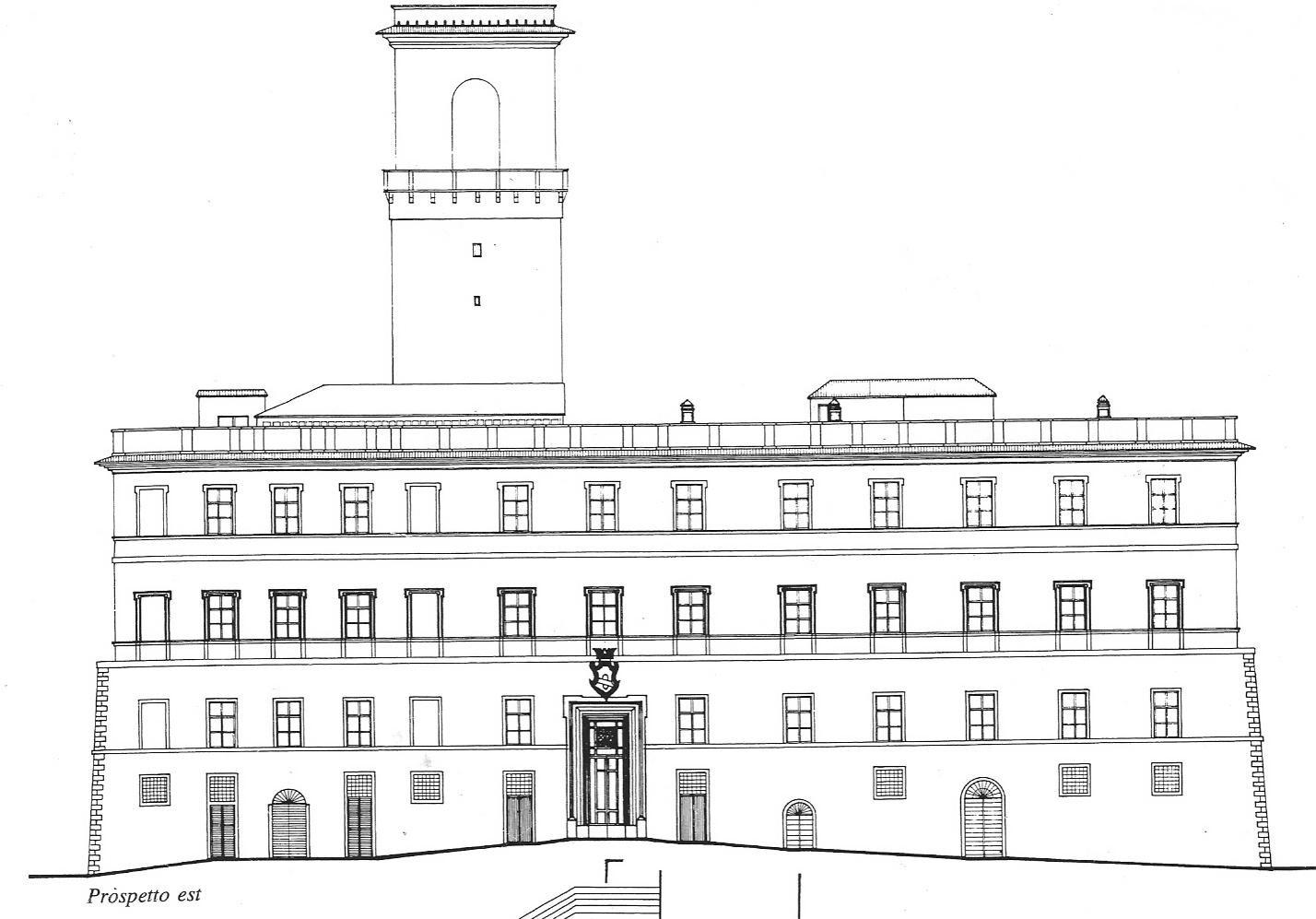 Palazzo Orsini Barberini copyright defeorestauri