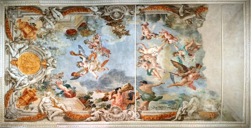 Galleria Barberini Palazzo Orsini Dopo il Restauro copyright defeorestauri