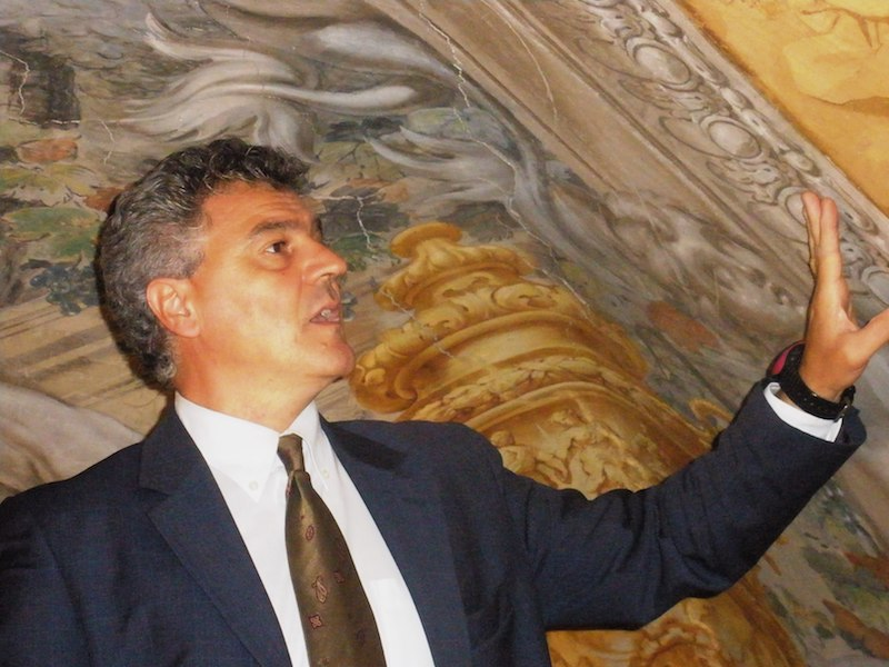 Antonio De Feo Galleria Palazzo Orsini Barberini copyright defeorestauri