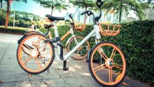 Bike sharing free floating, ecco dove trovarlo
