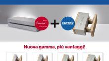 Blocchi in legno cemento Isotex® e isolamento NEOPOR® di BASF