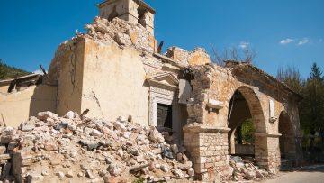 Ricostruzione post sisma: piano per opere pubbliche da 1 miliardo di euro