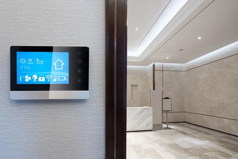 Prove di efficienza energetica in albergo