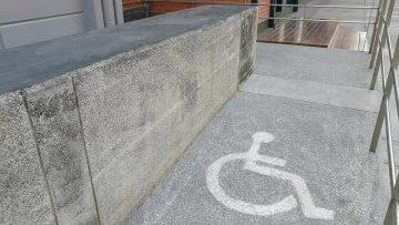 Pronti i fondi per l'eliminazione delle barriere architettoniche