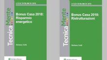 Bonus casa 2018: 2 Ebook per guidarvi al Risparmio energetico e nelle Ristrutturazioni