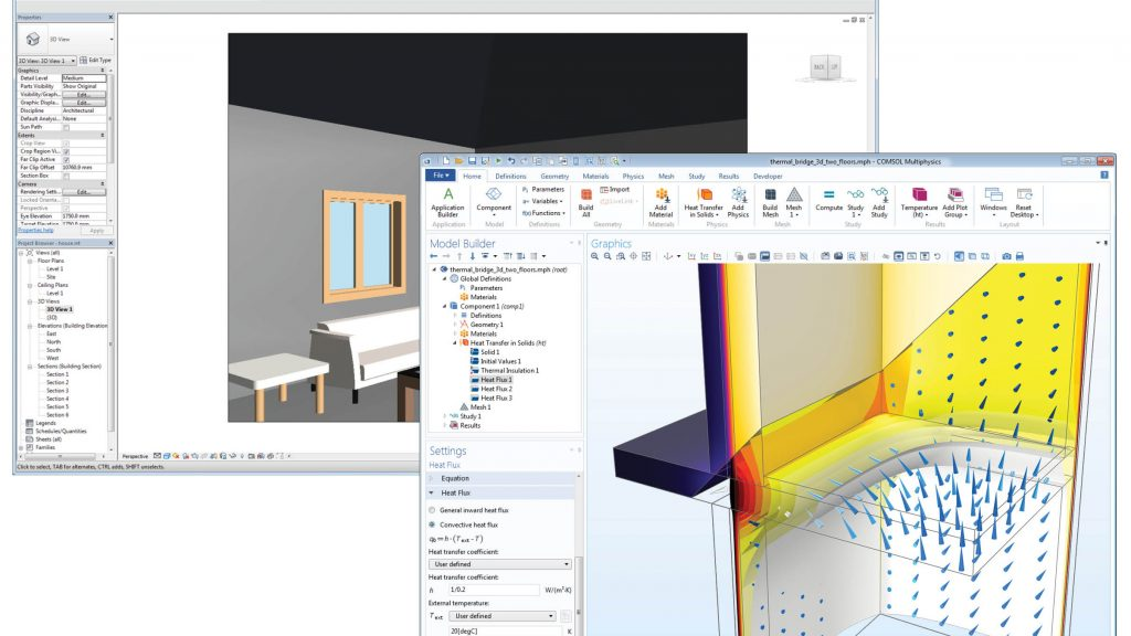 COMSOL Thermal Management