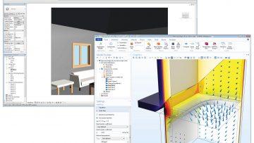 Gestione del calore nella progettazione di edifici: perché conviene un approccio multifisico?