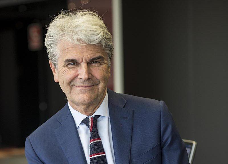 Gianni Scotti, CEO di Saint-Gobain per la Regione Mediterranea – © Saint-Gobain Italia