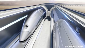 Un pezzo di Italia in Hyperloop