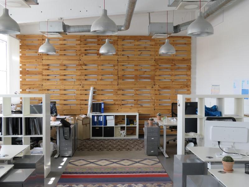 Elementi di arredo per rendere più confortevole l'uso degli spazi