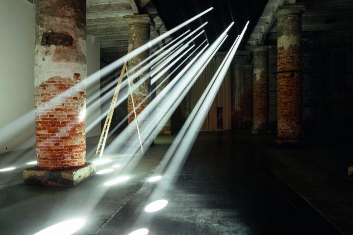 Installazione alla Biennale di Venezia - copyright A. Thierfelder