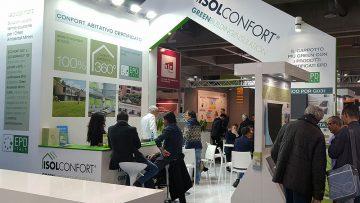 Klimahouse 2018: Isolconfort porta il confort abitativo certificato a 360°
