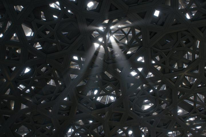 Louvre Abu Dhabi - copyright Anja Thierfelder