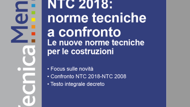 NTC 2018: c'è l'eBook per guidare i professionisti