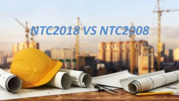 Dalle NTC 2008 alle NTC 2018