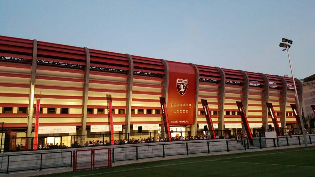 Il Nuovo Stadio Filadelfia di Torino