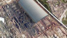 Ilva, la Cimolai copre i parchi minerali