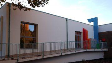 Una scuola nZEB in laterizio per Locate (BG)