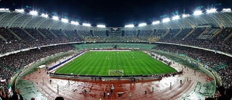 L'Astronave di Renzo Piano, lo Stadio San Nicola a Bari, costruito per i Mondiali di Italia '90