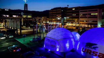 Klimahouse 2018: l'allestimento stellare di Ursa Italia