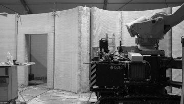 La prima casa stampata in 3D di Milano
