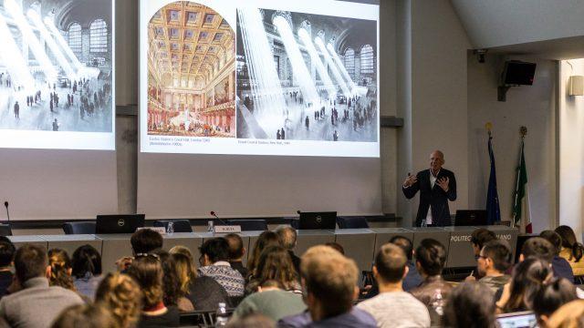 Ben van Berkel - lecture © Politecnico di Milano