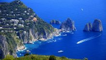 Una metro tra Capri e Anacapri, ecco il progetto