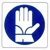 E' obbligatorio usare i guanti protettivi