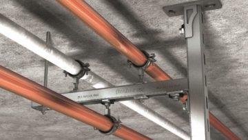 Staffaggio impiantistica leggera: Fischer presenta il sistema FLS 31