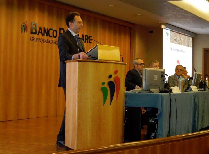 L'intervistato, l'Ing. Roberto Calliari, Presidente del Network CasaClima Verona