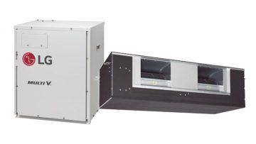 Le nuove soluzioni HVAC di LG stupiscono MCE 2018