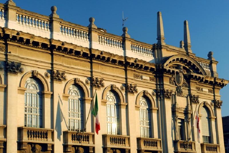 La sede del Rettorato del Politecnico di Milano