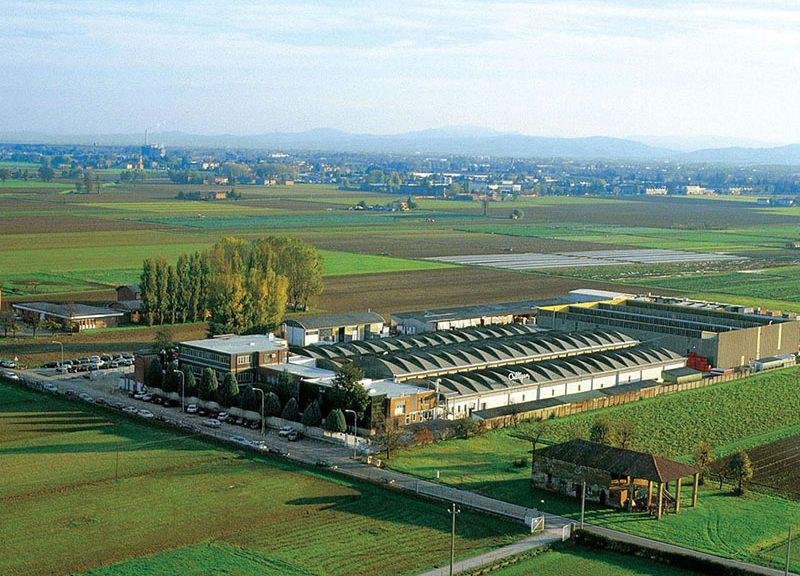 Sede Culligan Italia, a Cadriano di Granarolo dell'Emilia (vista aerea) © Culligan