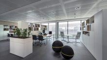 Soffitti radianti: Prysmian Group sceglie Fraccaro per i nuovi Headquarters milanesi