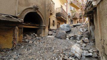 Frane e inondazioni: i numeri allarmanti del Belpaese