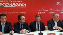 Frecciarossa: da Genova a Venezia passando per Milano
