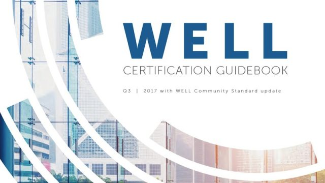 La guida alla certificazione WELL disponibile sul sito dell'IWBI https://www.wellcertified.com/cn/resources/well-certification-guidebook-q3-2017